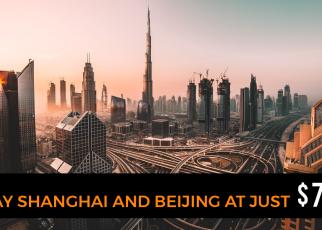 Travel from Shanghai to Beijing