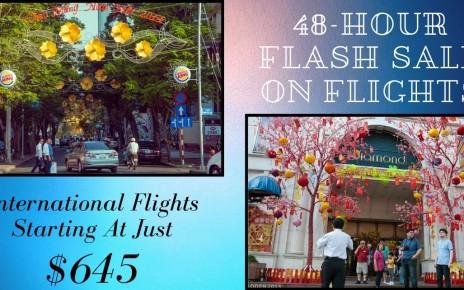 Best International Flight Deals