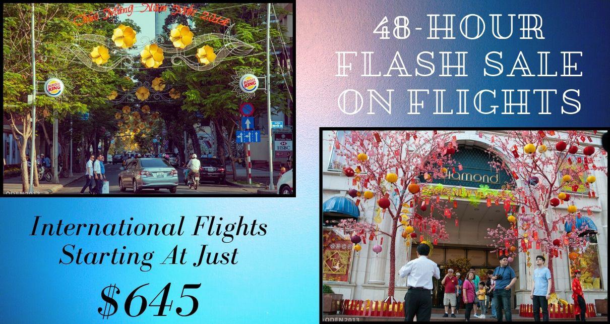 Best International Flight Deals