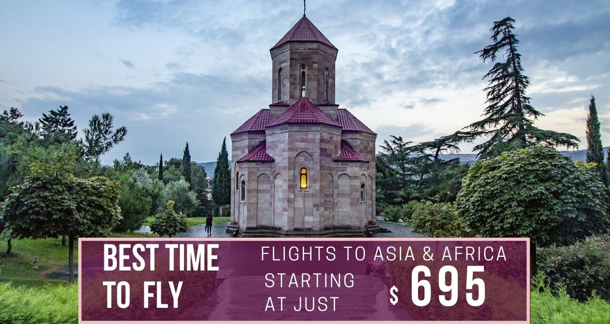 Unbelievably Lowest Plane Tickets To Your Dream Destination