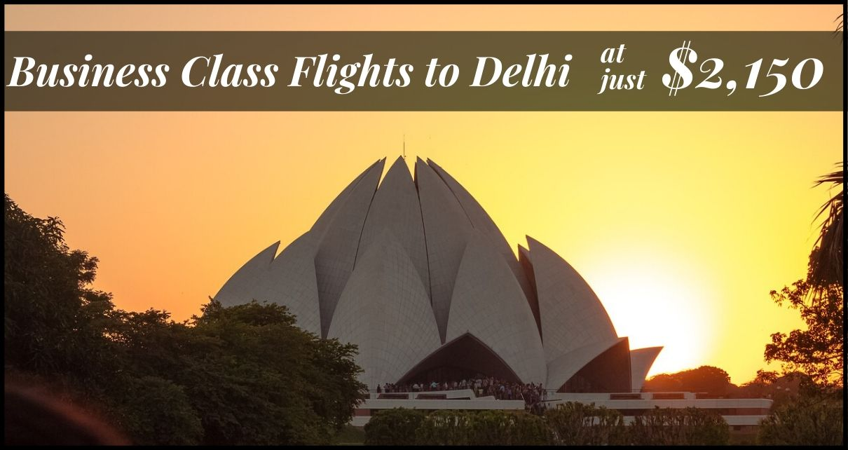 Cheap Flights to Delhi