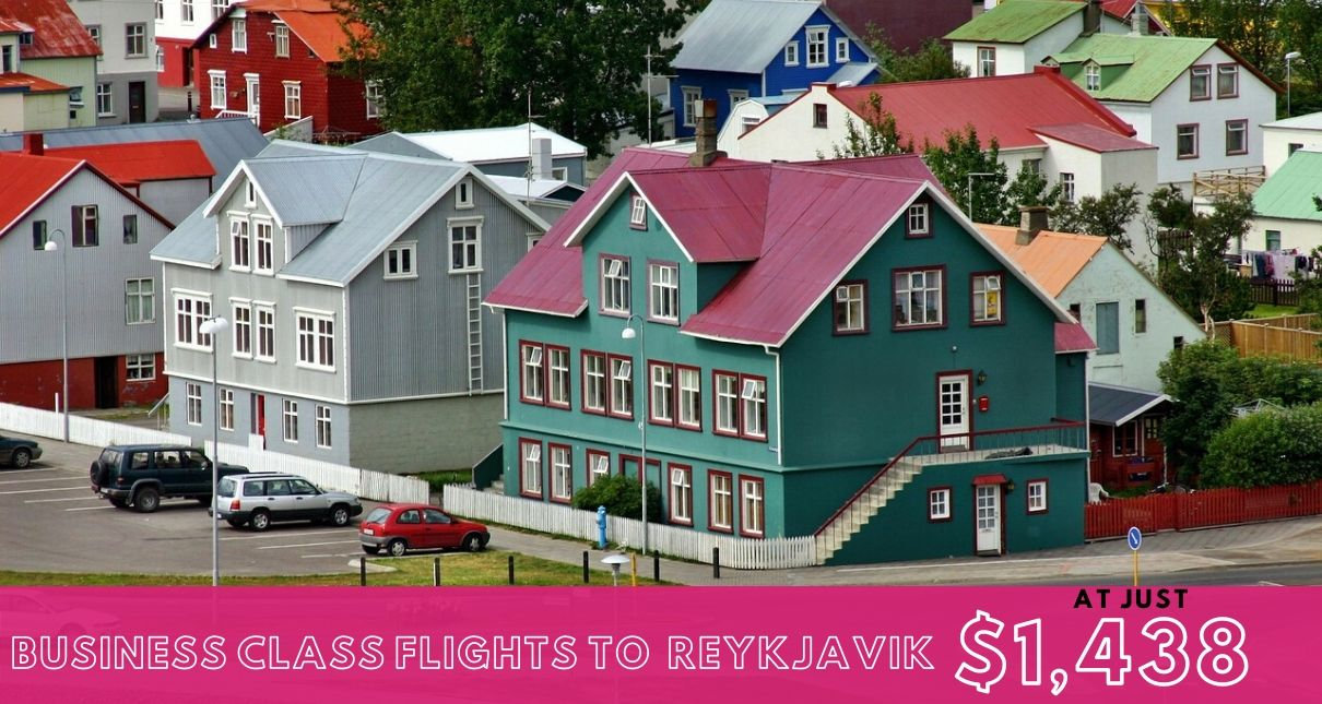 Unbelievable Offer On Flights To Reykjavik Iceland