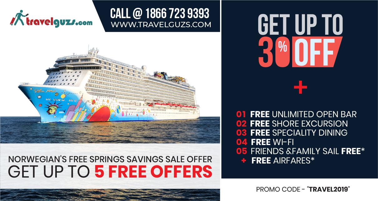 Norwegian Cruise Deal