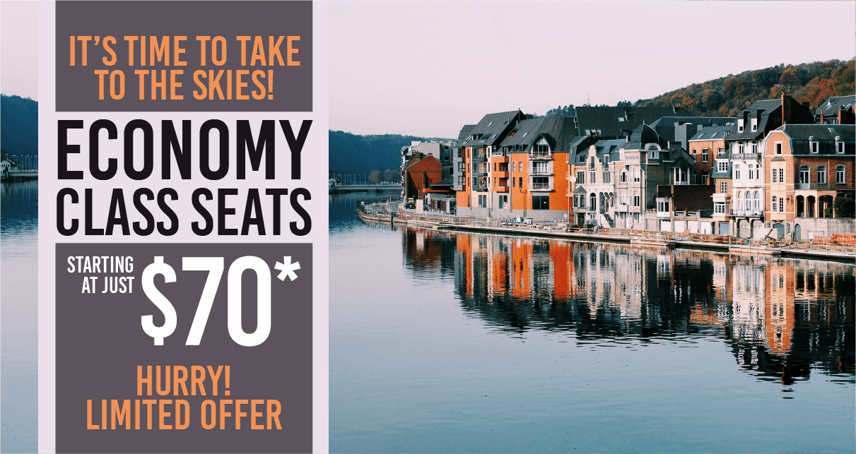 Affordable Economy Class Seats For Summer Vacation