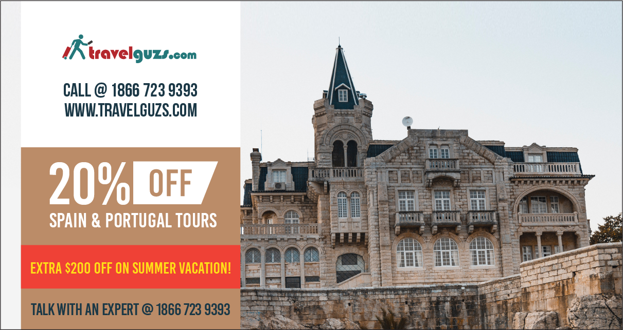 8 Day Spain Tour Package Starting At Just $1,479