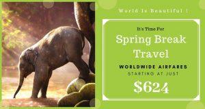 Spring Travel Break