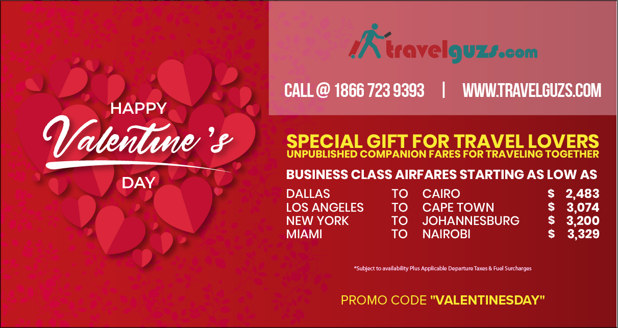 Adorable Valentines Day Gift for People Who Travel
