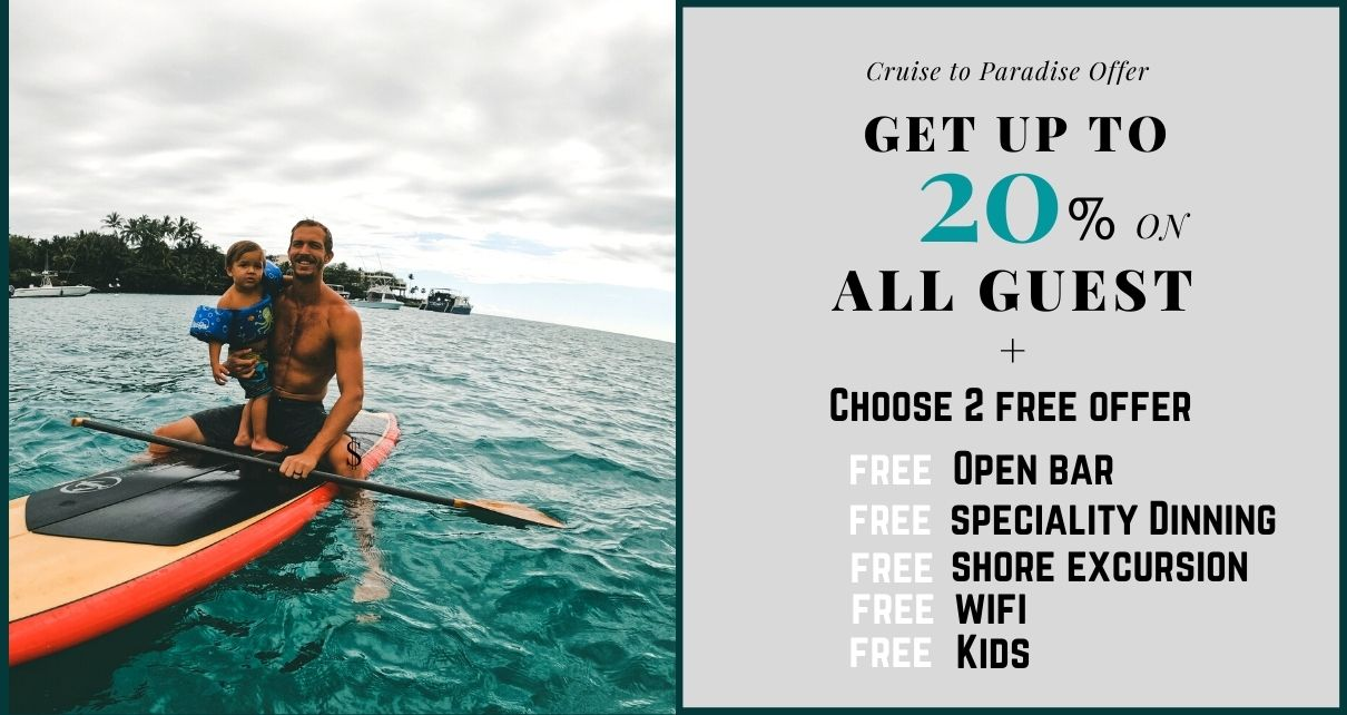 Hawaii Cruise Vacation Deal
