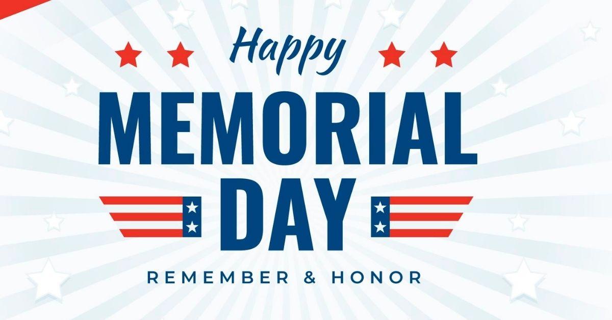 Memorials Day 2021