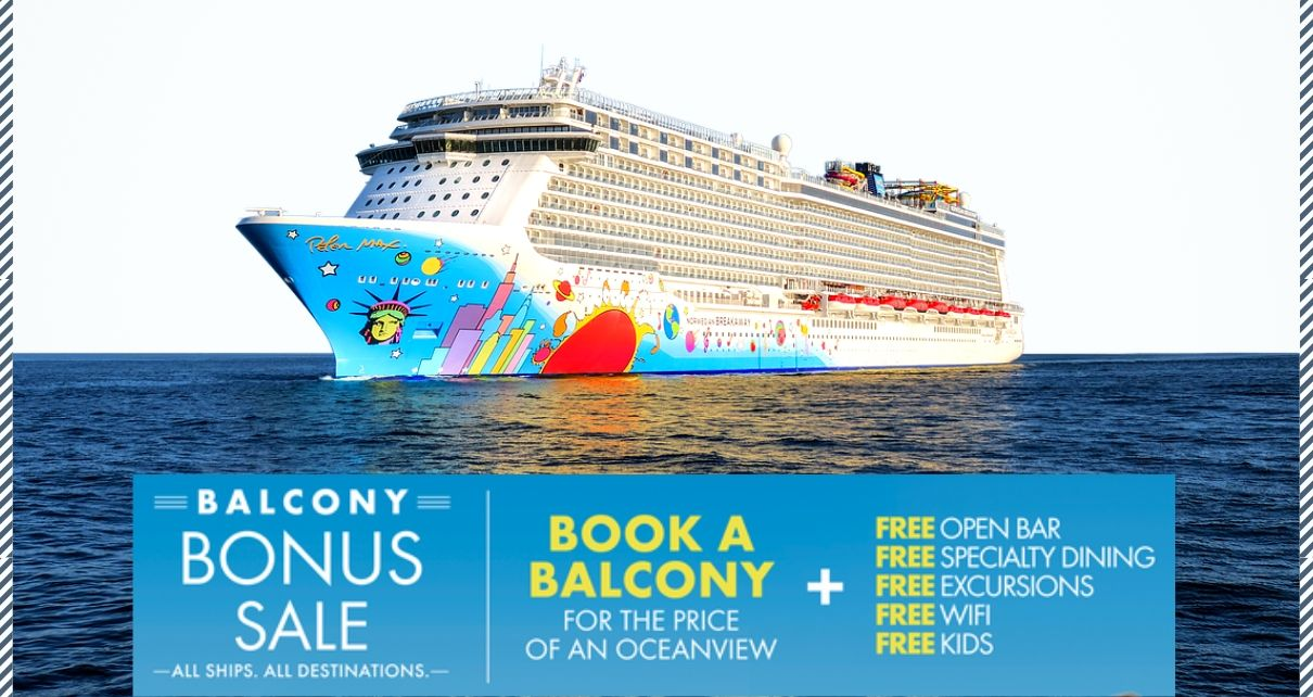 Norwegian Cruise Deal