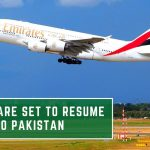 Emirates Are Set To Resume Services To Pakistan