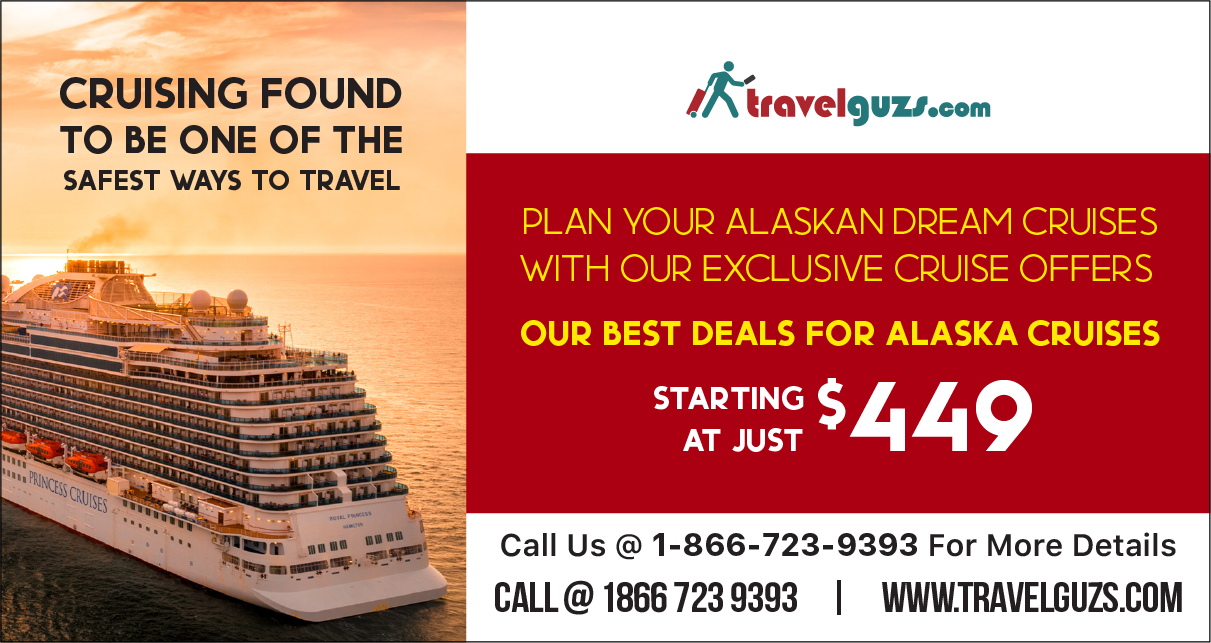Alaska Cruise Glacier for Your Next Mesmerizing Vacation