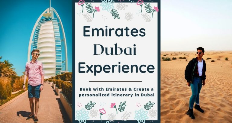 Emirates Dubai Experience