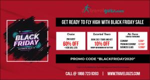 Black Friday 2020 Flight Sale