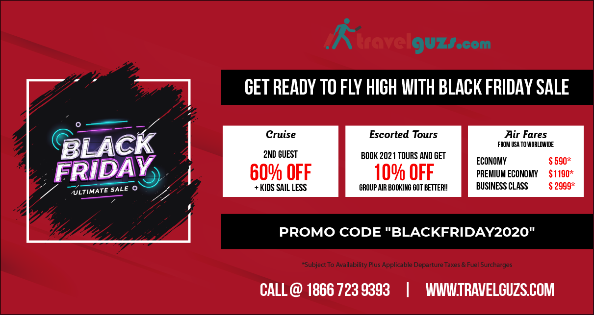 Black Friday 2020 Flight Sale