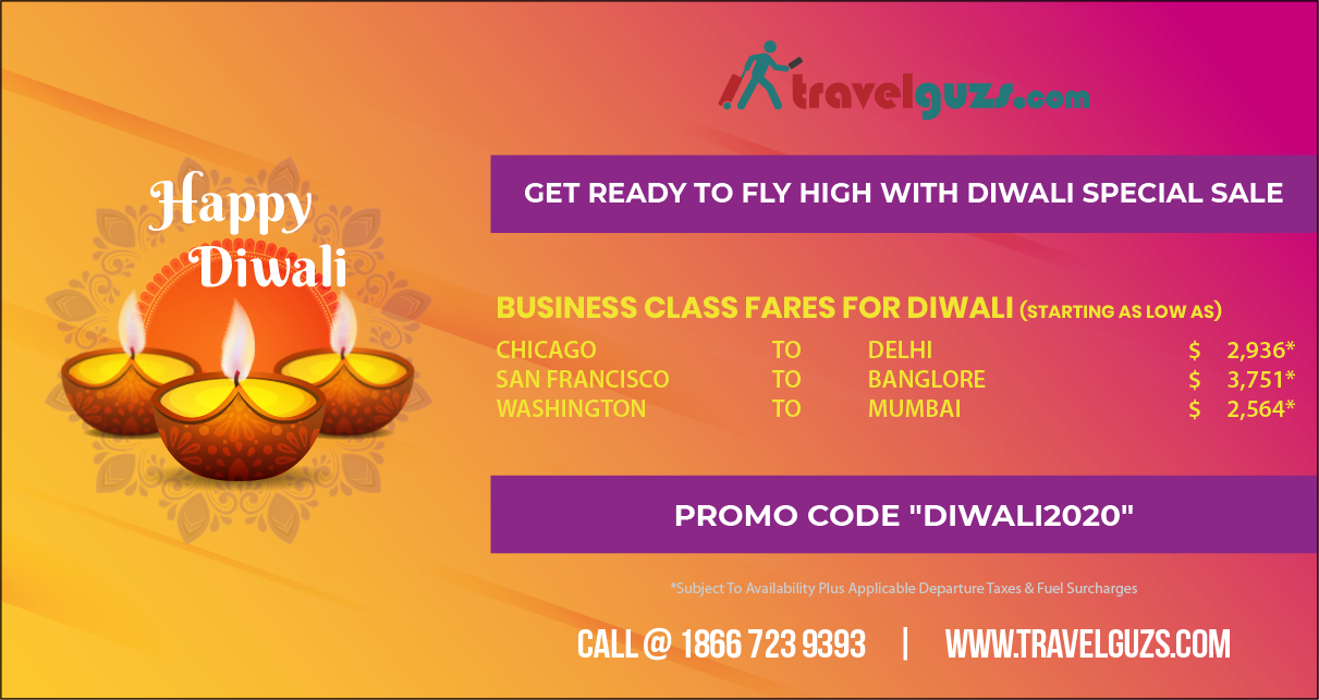 Celebrate Diwali Festival Full Of Lights In India