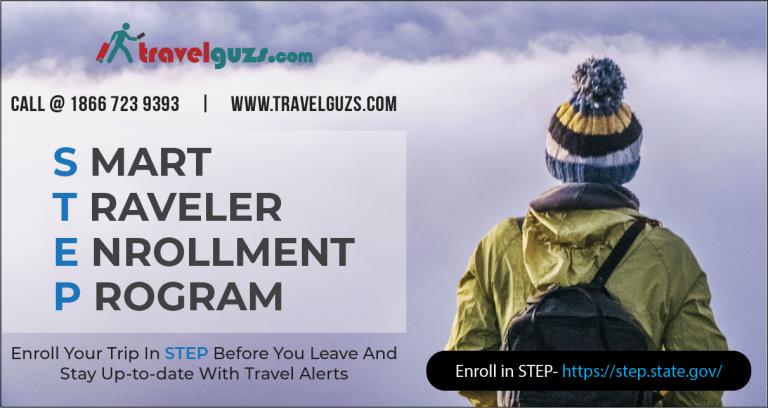 STEP- Smart Traveler Enrollment Program