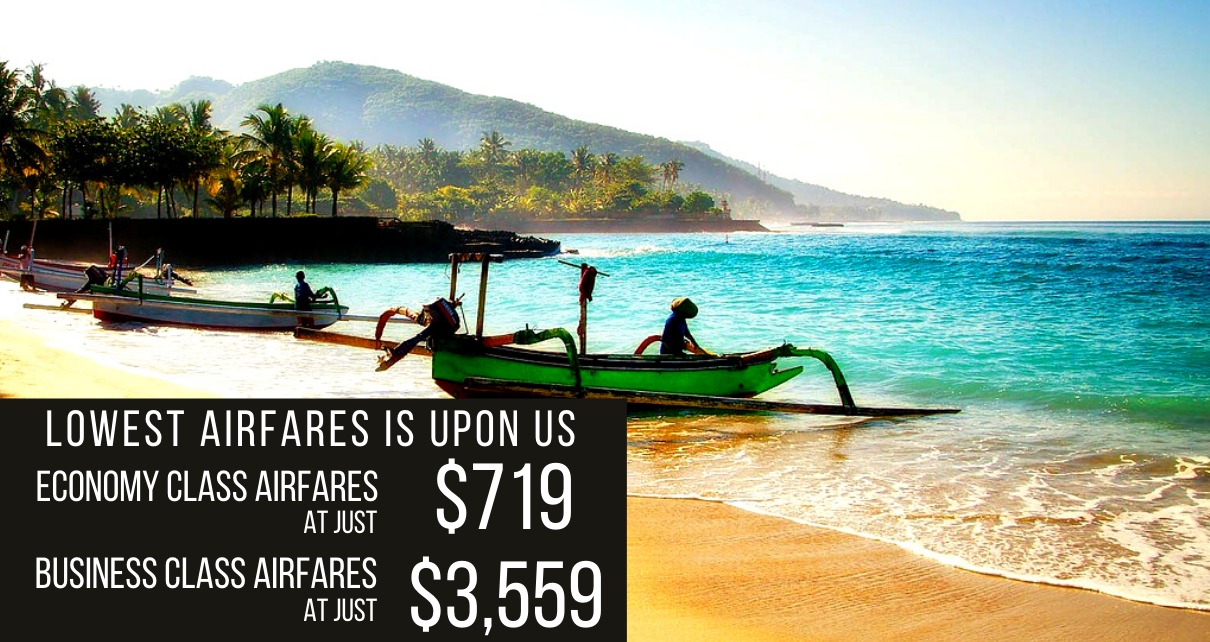 Flash Flight Sale- Lowest Airfares Is Upon Us