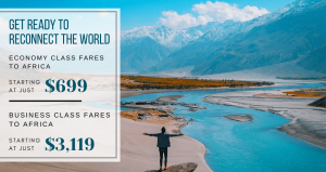 Cheap Flight Deals- Get ready to reconnect the world