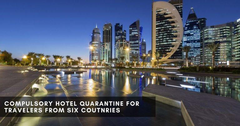Qatar New Restrictions