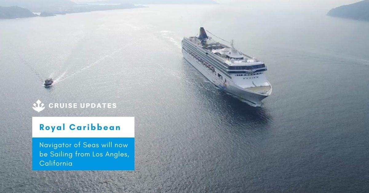 Royal Caribbean Cruises from Los Angeles