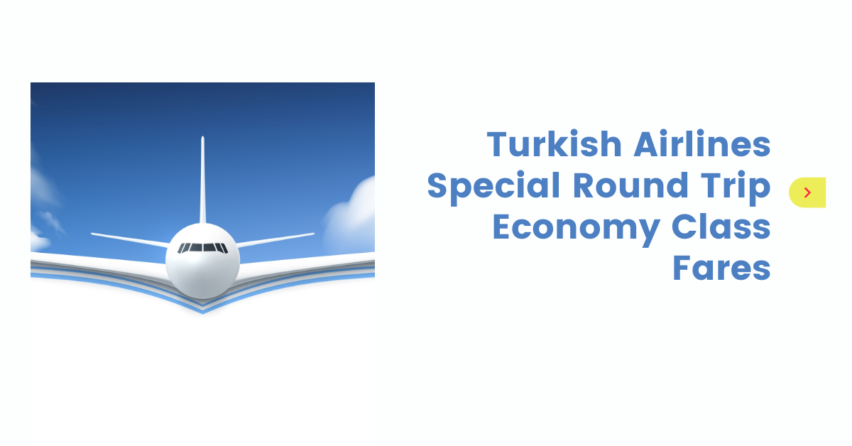 Turkish Airlines Economy class offers