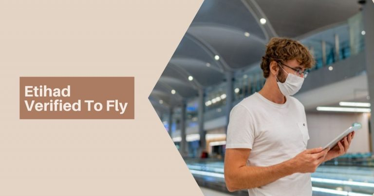 Etihad Verified To Fly