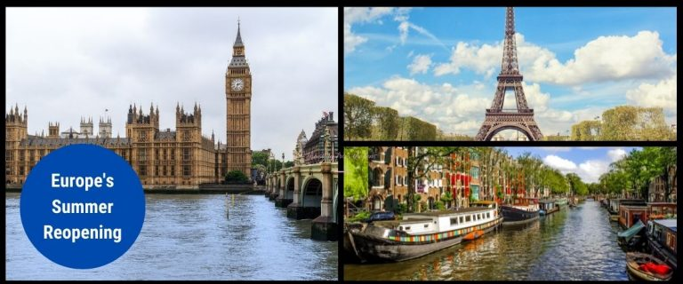 Europe Travel Guide - country by country