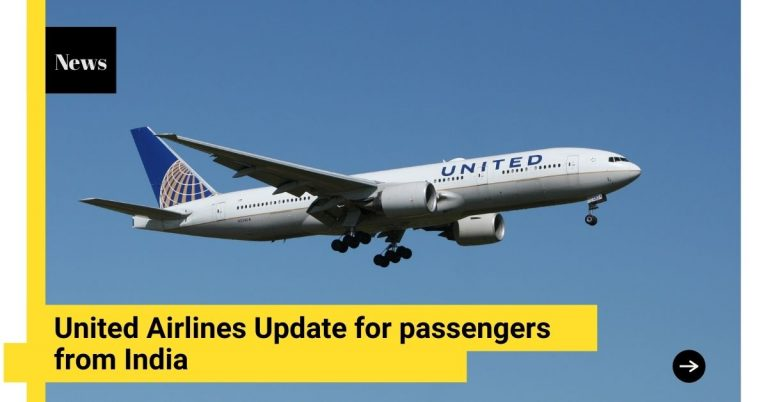 United Airlines Travel Update