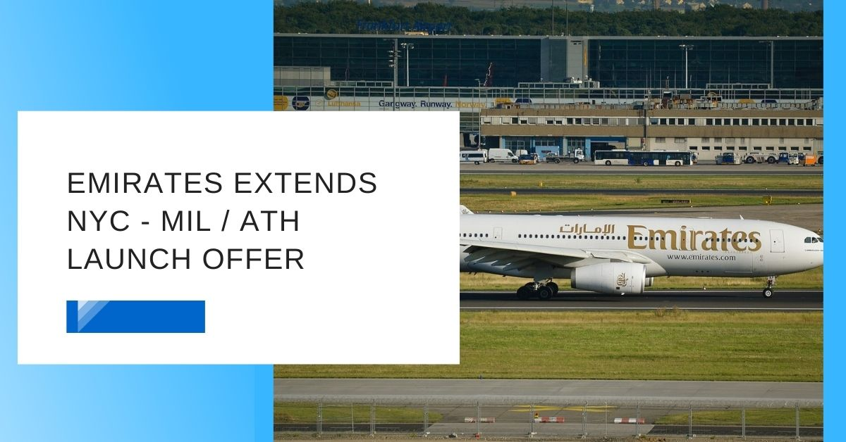 Emirates Launch offer
