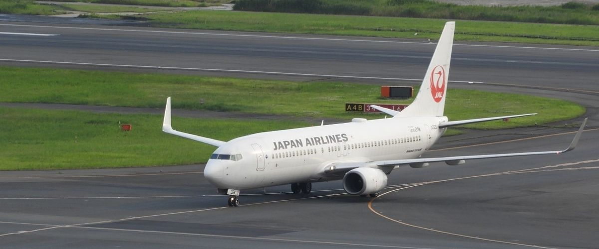 Japan Airlines COVID-19 Cover