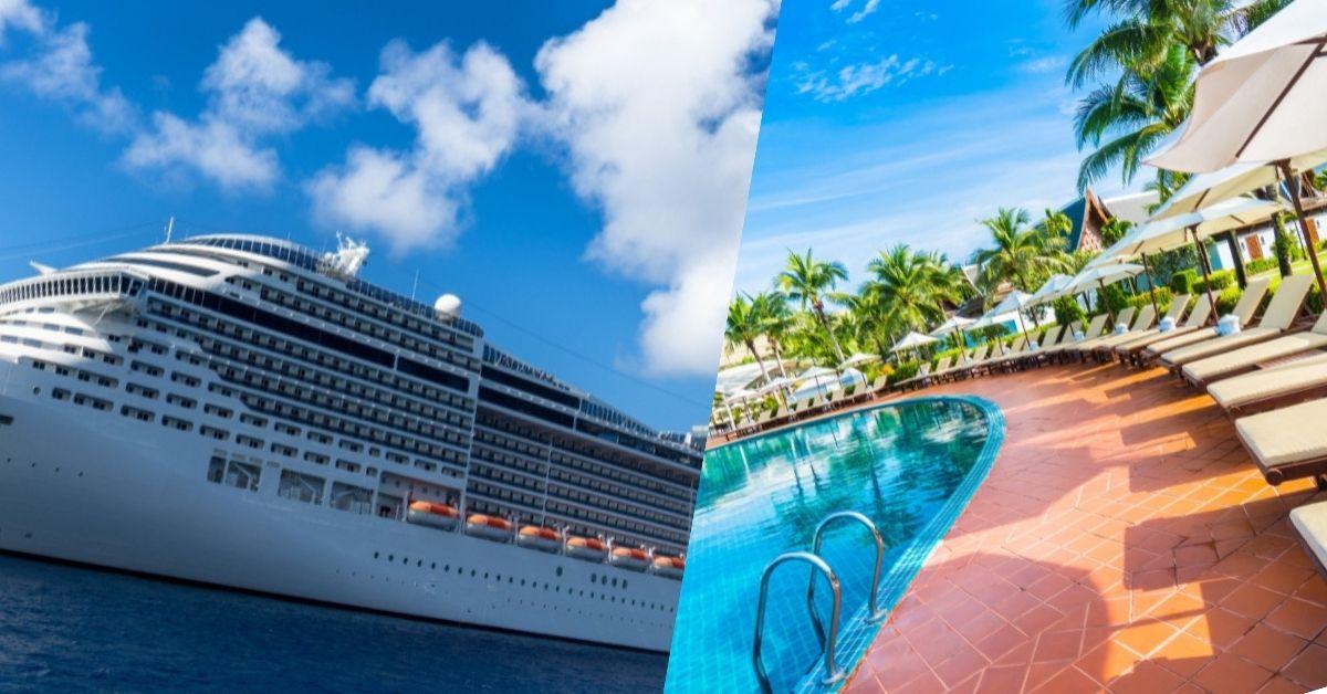 Cruise or Resort