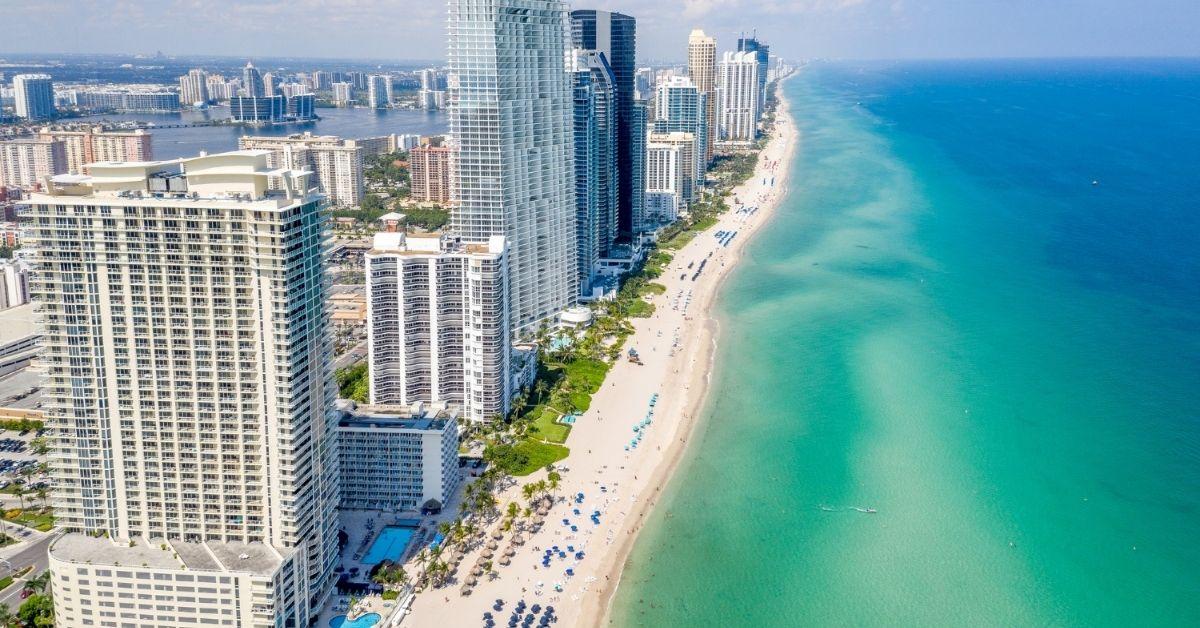 Emirates Dubai to Miami