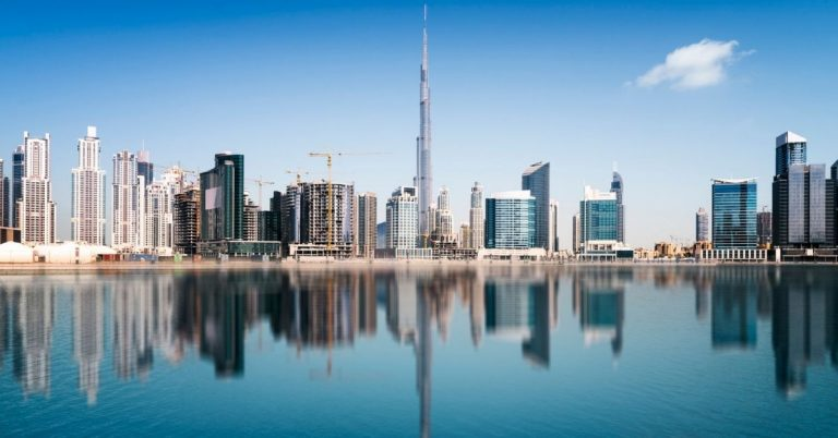 Flights to Dubai from India re-starts
