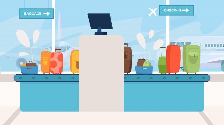 Emirates Airport Baggage